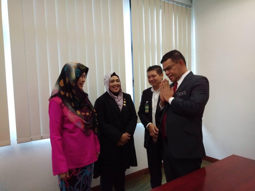 Al Hijrah News Interviews with Prof. Dr. Faridah Hassan